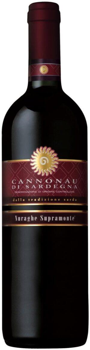 Nuraghe Sopramonte Cannonau di Sardegna Doc 13.5% Vol. 75cl 2015