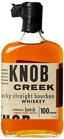 Knob Creek Rye Bourbon Straight Bourbon, 50% Vol. 70 cl