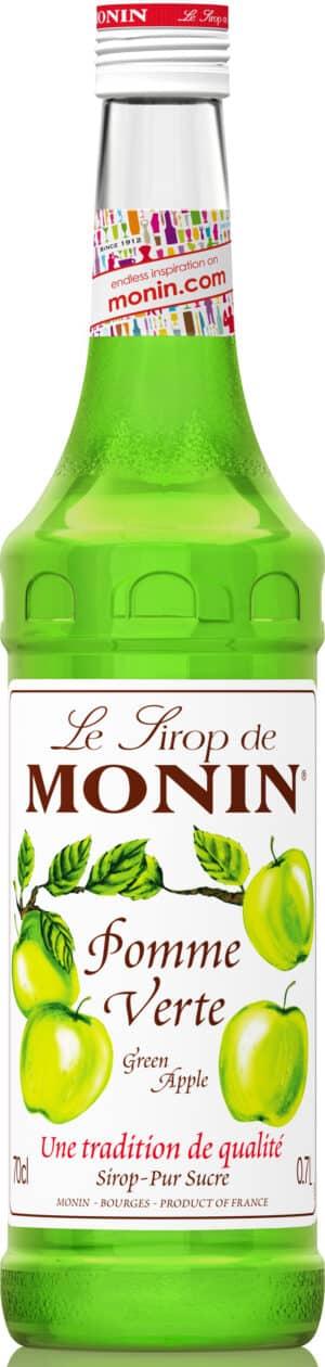 Apfel Grün Monin Premium Sirup alkoholfrei 70 cl