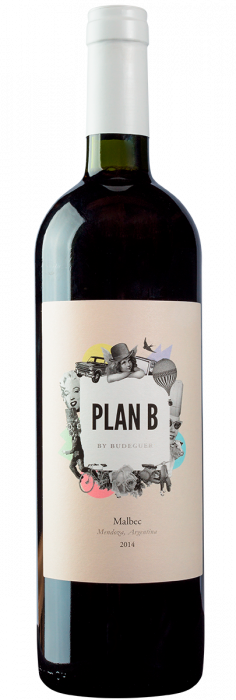 Budeguer Plan B Malbec 2018 13.8% Vol. 75cl 2018
