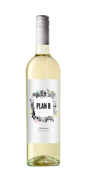 Budeguer Plan B Chardonnay 13% Vol. 75cl 2016