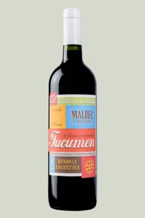 Tucumen Malbec Classico, Mendoza 14% Vol. 75cl 2017