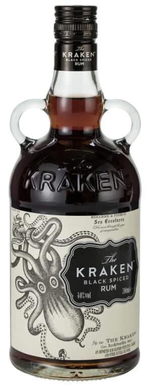 Rum Kraken Black Spiced Rum 40% Vol. 70 cl Trinidad Karibik