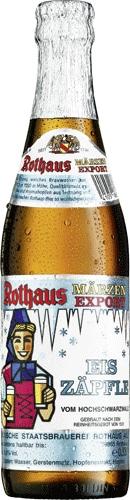Rothaus-Bräu Eis Zäpfle 5,6% Vol. 6 x 33 cl MW Flasche