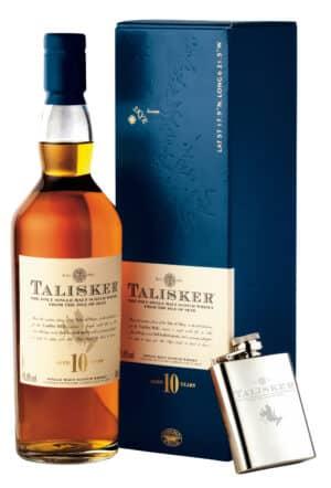 Talisker Whisky 10 Years Isle Skye Pure Malt 45,8% Vol. 70 cl