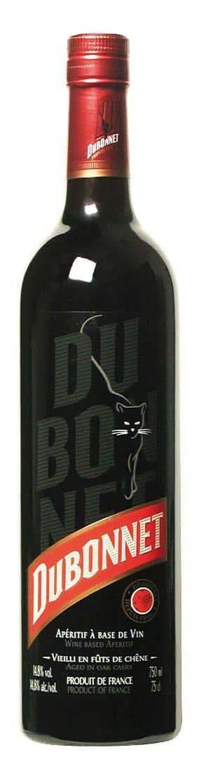 Dubonnet Apéritif Rouge à base du Vin 14,8% Vol. 70 cl