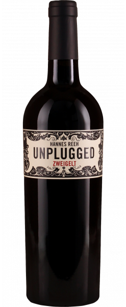 Hannes Reeh Zweigelt Unplugged 14% Vol. 75cl 2018