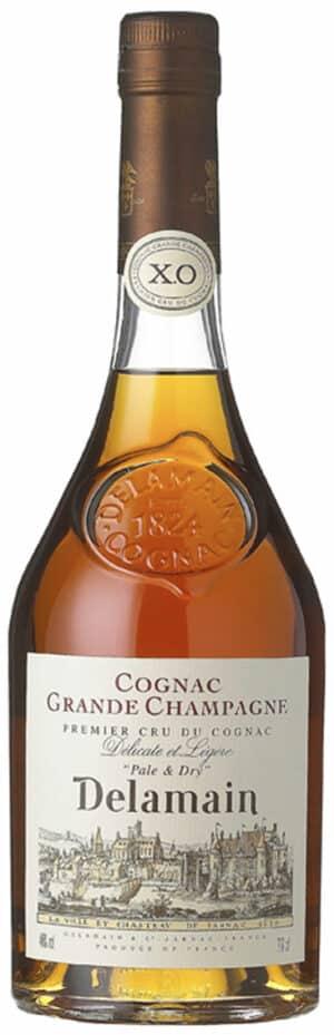 Cognac Delamain Pale & Dry XO 40% Vol. 70 cl