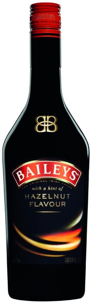 Baileys Hazelnut Irish Cream 17% Vol. 70 cl