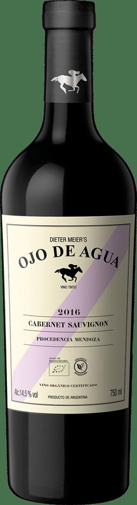 Dieter Meier Ojo de Agua Cabernet Sauvignon 13.5% Vol. 75cl 2017