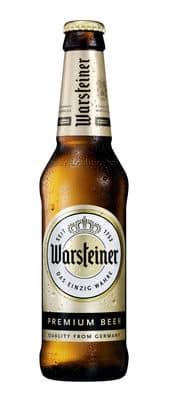 Warsteiner Premium Bier 4,8% Vol. 6 x 33 cl MW Flasche