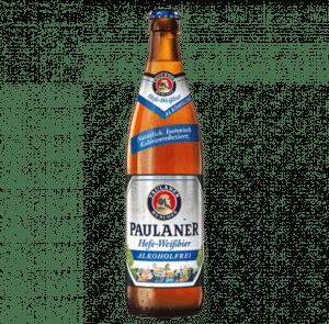 Paulaner Hefe Weissbier alkoholfrei 20 x 50 cl MW Flasche