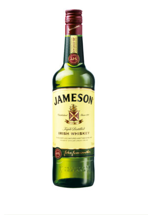 Jameson Irish Whiskey 40% Vol. 70 cl