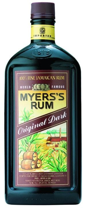 Rum Myer's Dark Premium Jamaican Premium Rum 40% Vol. 70 cl