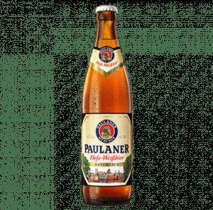 Paulaner Hefe Weissbier 50 cl MW Flasche