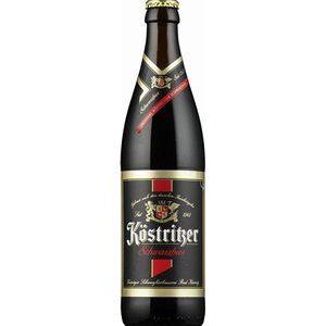 Köstritzer Schwarzbier 4,5% Vol. 20 x 50 cl MW Flasche