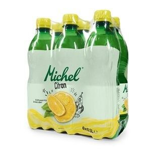 Michel Citron 100% Zitronensaft 6 x 50 cl Pet