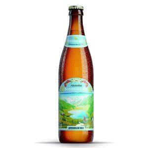 Appenzeller Sonnwendlig alkoholfrei 0,0% Vol. 6 x 50cl MW Flasche