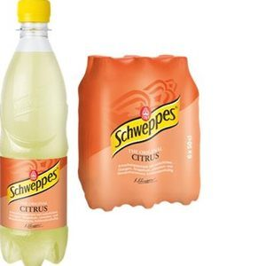 Schweppes Citrus 24 x 50 cl Pet