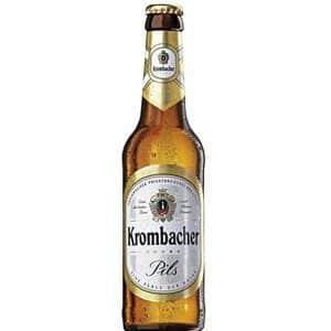 Krombacher Pils 6 x 50 cl MW Flasche