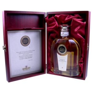 "Grappa di Amarone Barrique Marcati ""il bacio delle muse"" 40% Vol. 70 cl in Holzkiste"