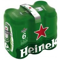Heineken Premium Bier 5,0% Vol. 6 x 50cl Dose