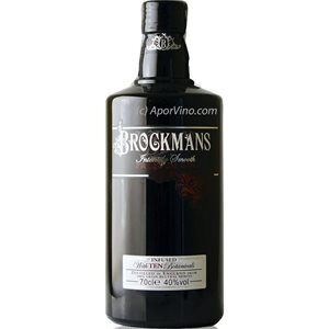 Gin Brockmans Intensely Smooth 40% Vol. 70 cl