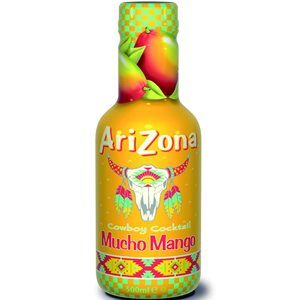 AriZona Mucho Mango 6 x 50 cl PET