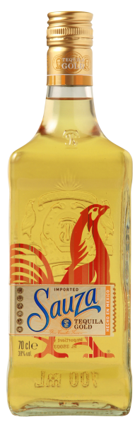 Tequila Sauza Gold Extra 38% Vol. 70 cl Mexico