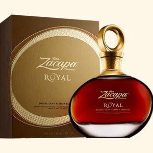 Rum Ron Zacapa ROYAL Solera Gran Reserva Especial 45% Vol. 70 cl Guatamala
