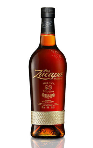 Rum Ron Zacapa Centenario 23 Años Solera 40% Vol. 70 cl Guatemala