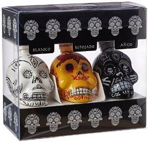 KAH Tequila Gift Pack 3 x 5 cl