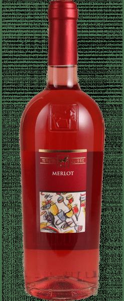 Tenuta Ulisse Merlot Rosato Terre di Chieti IGP 13% Vol. 75cl 2018