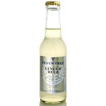 Fever Tree Ginger Beer alkoholfrei 24 x 20 cl EW Flasche