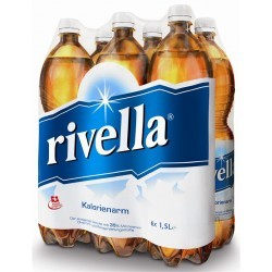 Rivella blau kalorienarm 6 x 150 cl Pet