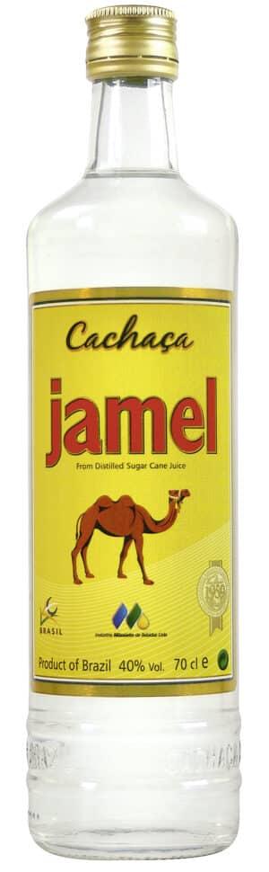 Cachaça Jamel White Brazil Zuckerrohrbranntwein 40% Vol. 70 cl