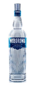 Vodka Wyborowa pure rye grain 37,5% Vol. 70 cl Polen