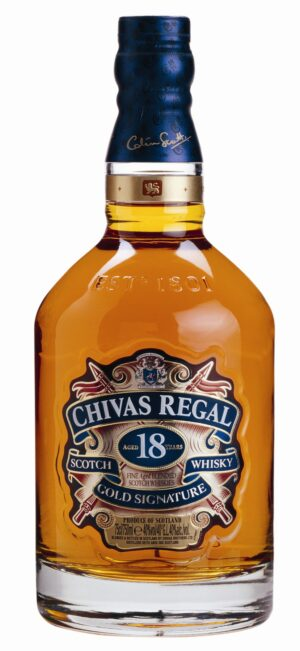 Chivas 18 Years blended Scotch Whisky 40% Vol. 70 cl