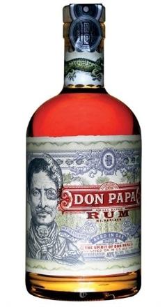 Rum Don Papa 40,0% Vol. 70 cl Philippinen