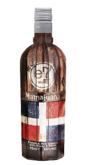 Escape 7 Mamajuana 28% Vol. 70 cl