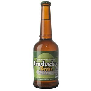 Erusbacher Naturtrüeb Bier Aargau 4,9% Vol. 20 x 33 cl MW Flasche