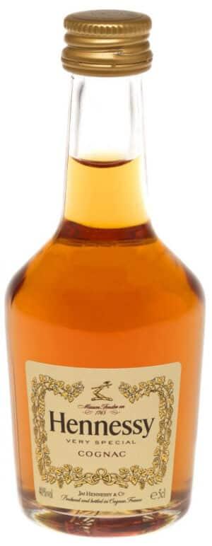 Cognac Hennessy VS 40% Vol. 12 x 5 cl Very Special