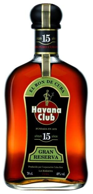 Rum Havana Club 15 años 40% Vol. 70 cl
