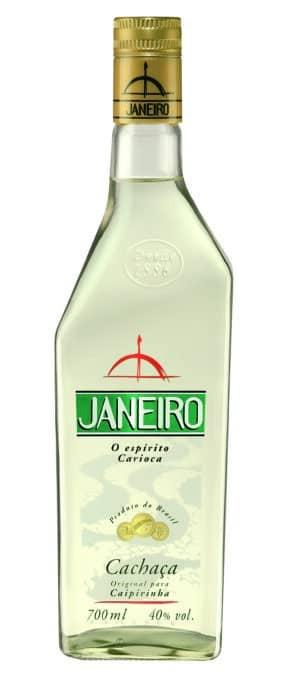 Cachaça Janeiro Zuckerrohrbranntwein 40% Vol. 70cl