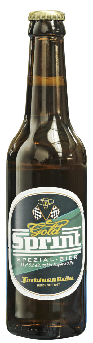 Turbinenbräu Goldsprint 5,2% Vol. 6 x 33 cl MW Flasche