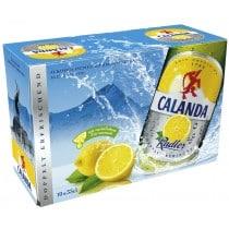 Calanda Radler 2% Alkohol 10 x 33 cl EW Flasche