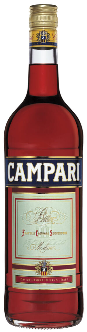 Campari Bitter 23% Vol. 100 cl