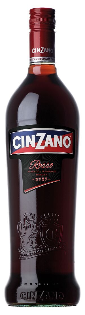 Cinzano Vermouth Rosso rot 15% Vol. 100cl