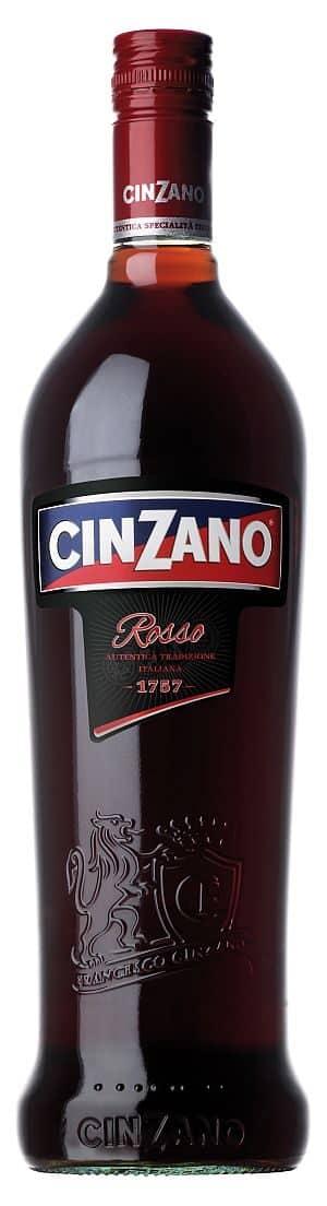Cinzano Vermouth Rosso rot 15% Vol. 100 cl