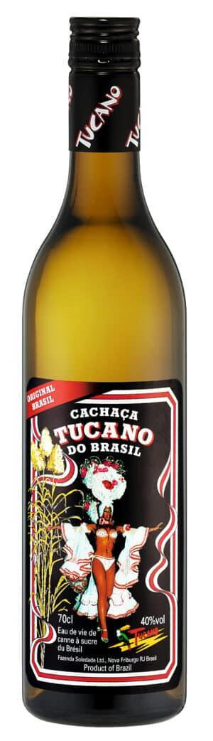 Tucano Cachaça do Brasil Zuckerrohrbranntwein 40% Vol. 70 cl